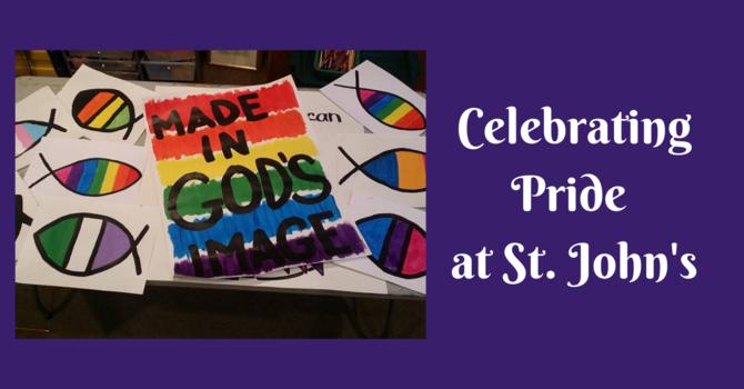 Celebrating Pride at St. John's
