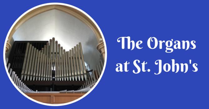 The Organs at St. John's