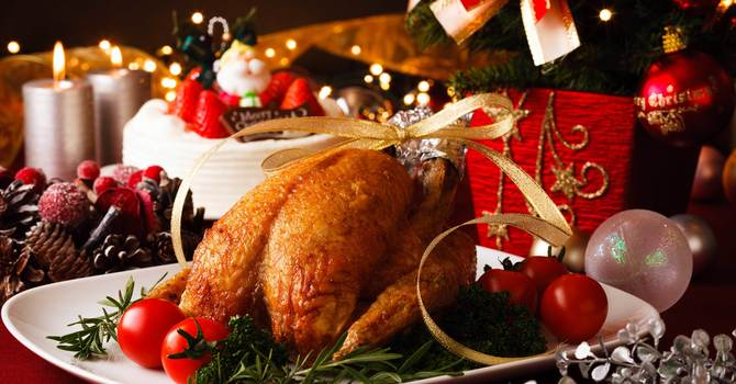 Youth Drop-In Christmas Dinner ~ Mon. Dec. 16, 2019 @ 2:30 pm
