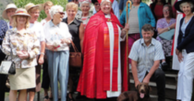 New Interm Priest Appointed image