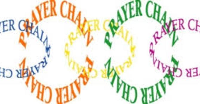 Prayer Chain  -- Prayer Requests