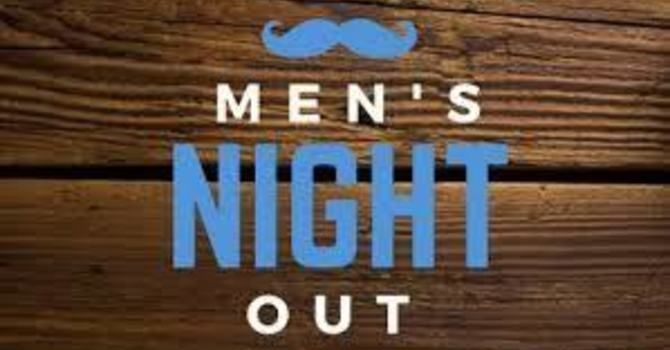 Men's Event Evening Fri. June 14, 2019