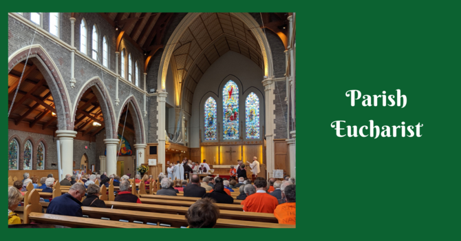 Parish Eucharist - The 16th Sunday after Pentecost image