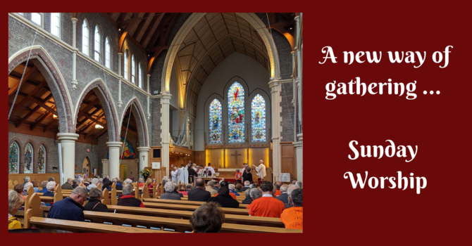 Worship - The Second Sunday after Pentecost