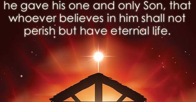 Christmas Scripture image