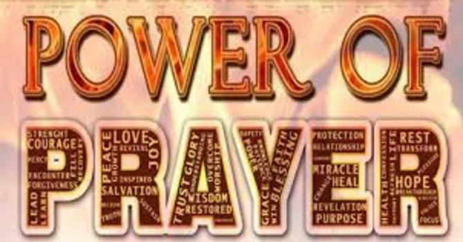 The Prayer Warriors Prayer Meeting image