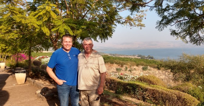 From Ahab to the Sea of Galilee... image