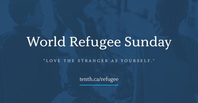 Refugee Sunday