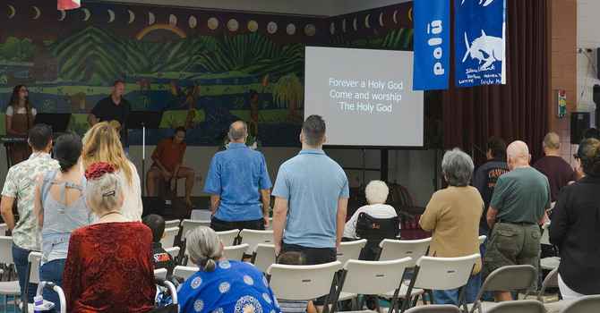 Waiehu Community Church