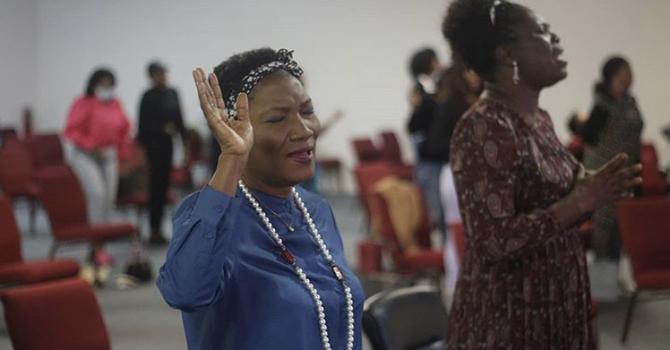 Women of Wisdom Prayer Conference 2020 image