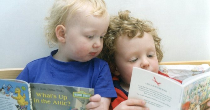 Listening - A Time To Read Aloud image