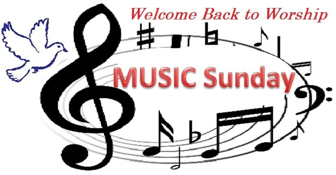 Music Sunday - welcome back!