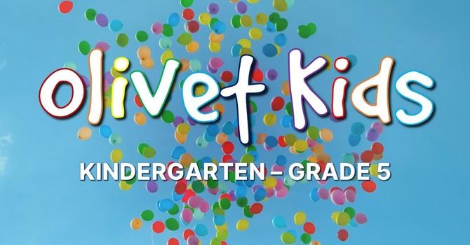 May 10 Olivet Kids (Grades K-5) image