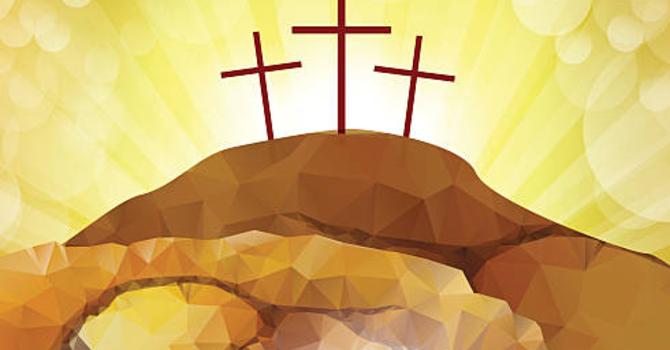 Easter Sunday Meditation image