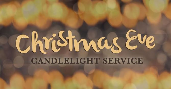 Christmas Eve Candle Light Service image