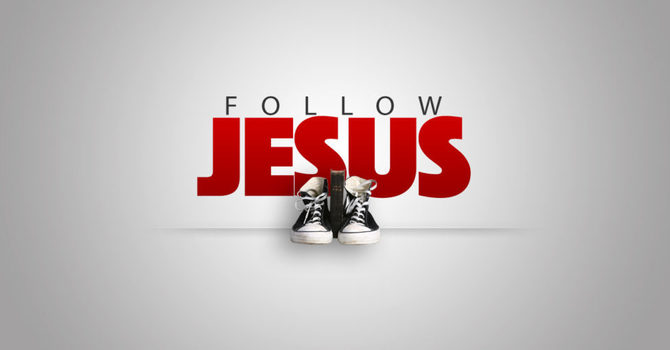 I will follow Jesus...if