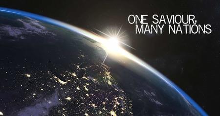 One Saviour, Many Nations