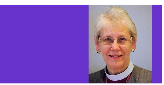The Rt. Rev. Dr. Linda Nicholls  elected new Primate image