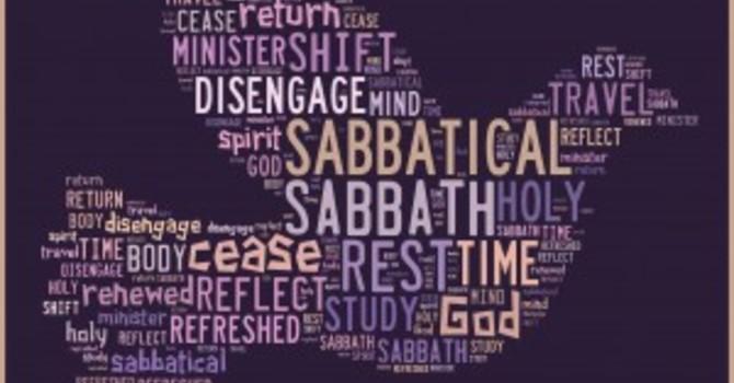 Sabbatical image