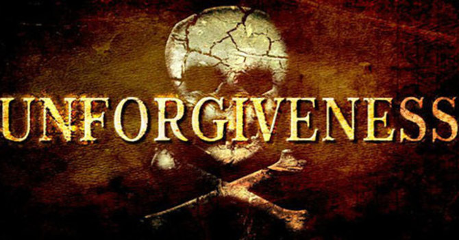 When forgiveness is withheld