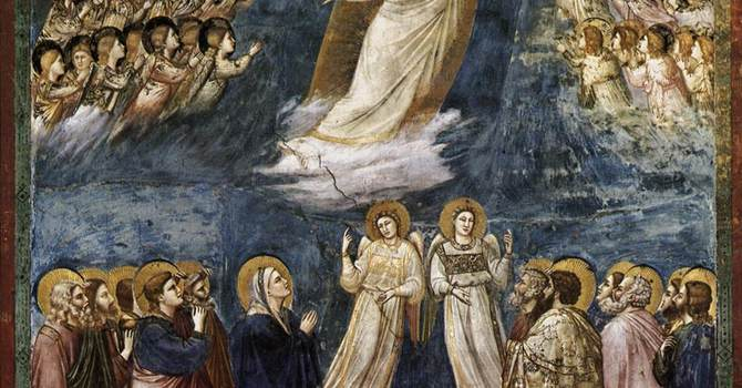 Sunday After Ascension Day  image