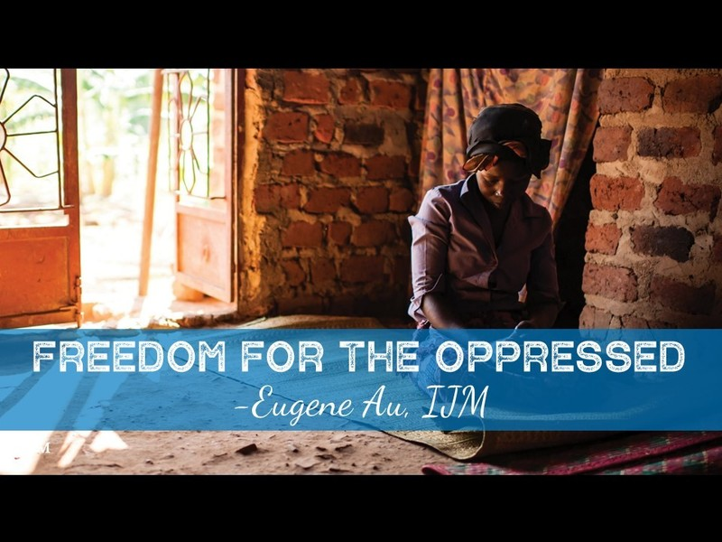 Freedom for the Oppressed
