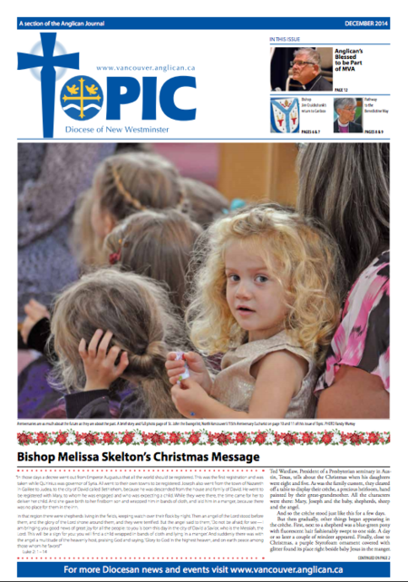 Topic - December 2014 Issue