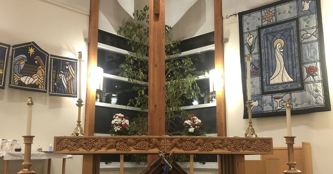 Christmas Services at St Johns image