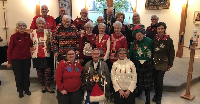 Ugly Christmas Sweater Fundraiser image