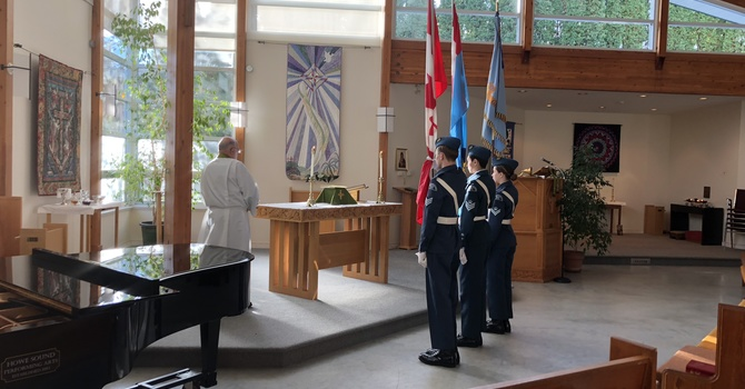 Remembrance Day Service image