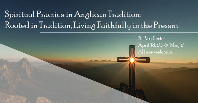 Spiritual Practice in Anglican Tradition image
