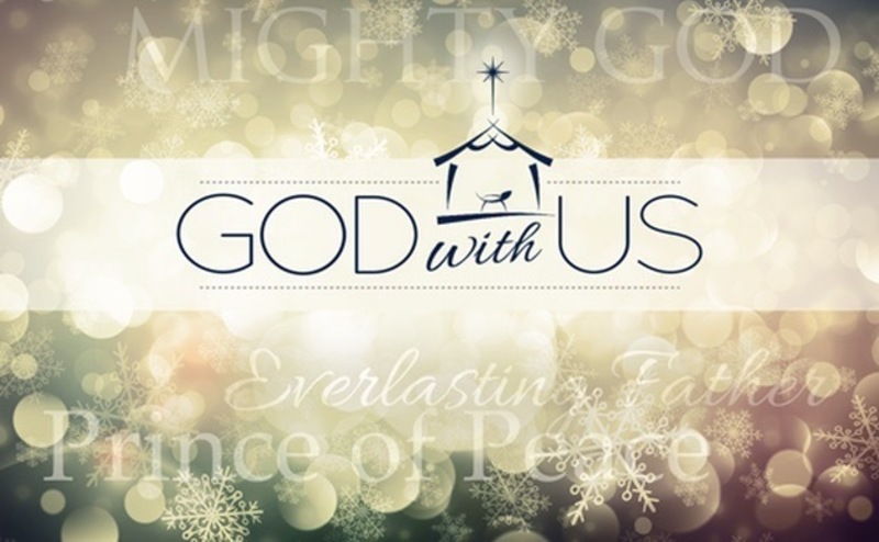 How Is God With Us?