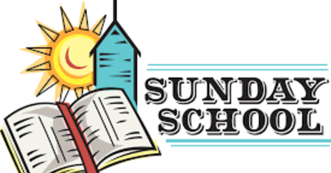 Sunday school for all ages!