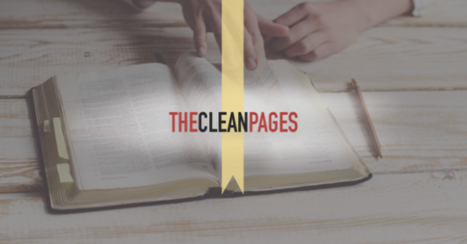 The Clean Pages: Exodus 19-40
