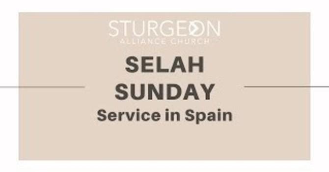 Selah Sunday: Service In Spain