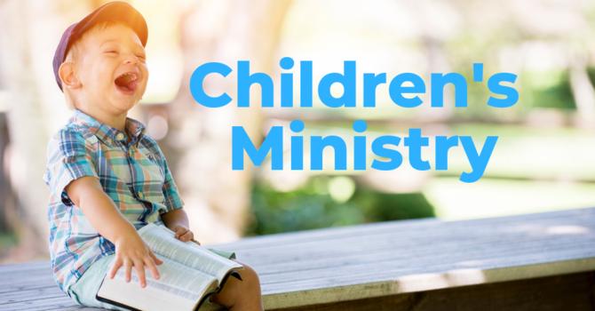 Children's Ministry Pastor image