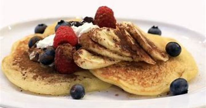 Pancake Breakfast -  FEB 2nd, 2020 - Noon / Déjeuner aux crèpes - 12h00 image