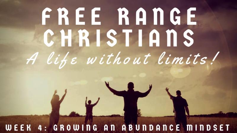 Growing an Abundance Mindset