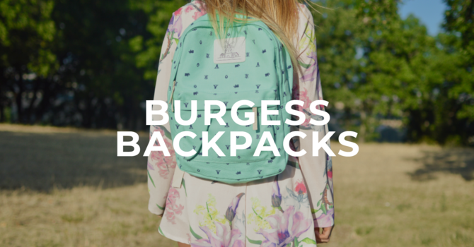 Burgess Backpacks