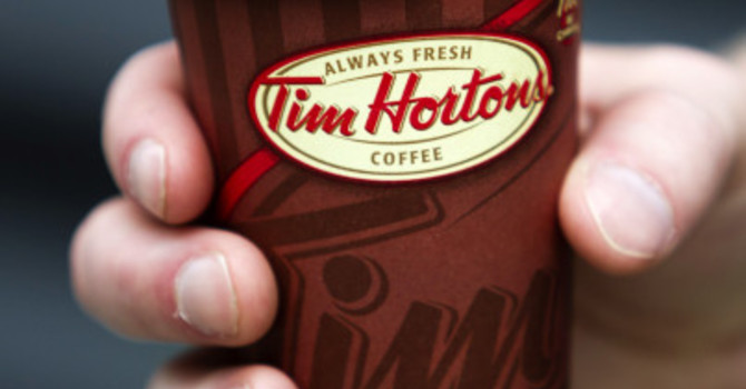 Coffee at Tim's