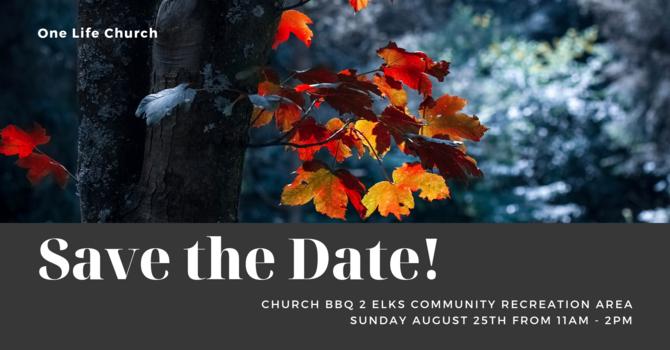 Annual Summer Church BBQ