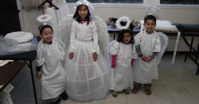 2015 Christmas Pageant