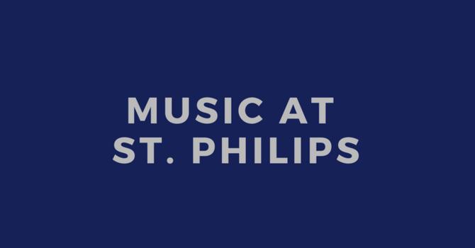 Music at St. Philip