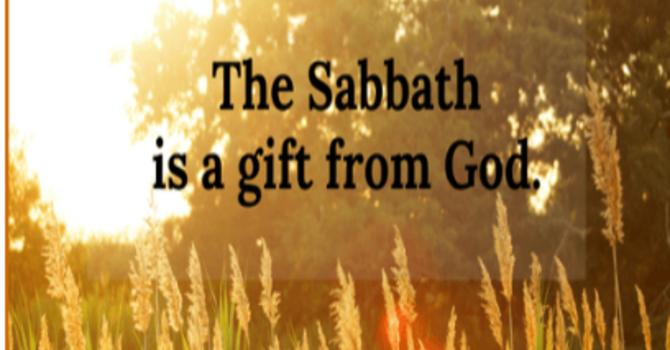 Summer Sabbath Rest (S)