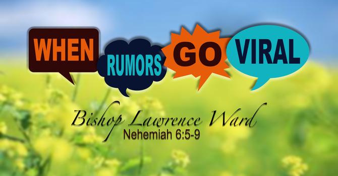 When Rumors Go Viral