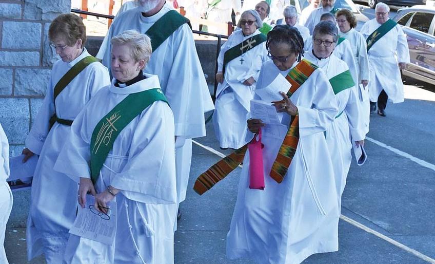 "A ""Disturbance of Deacons"""
