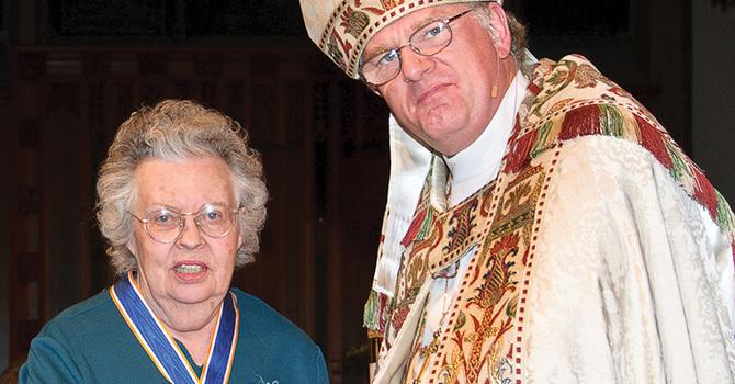 Geraldine (Gerry) FitzMaurice Dobbin, ODNW image