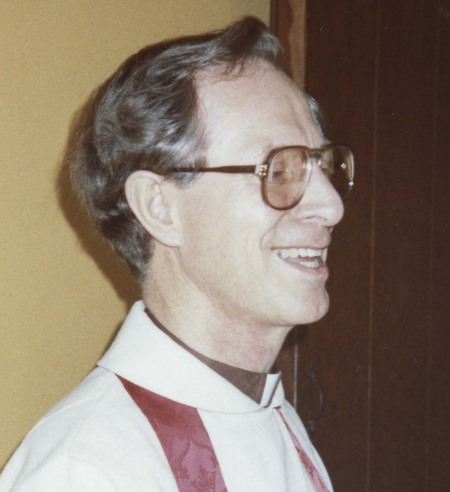 Eric Lowe, Priest:  October 5, 1926 - February 27, 2017