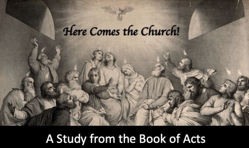 Part 15:  The Baptism of the Church (A)