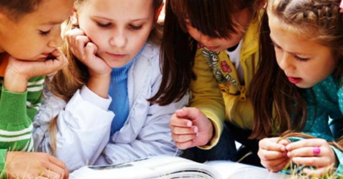 Children Ministry - UPDATED FEB 2020
